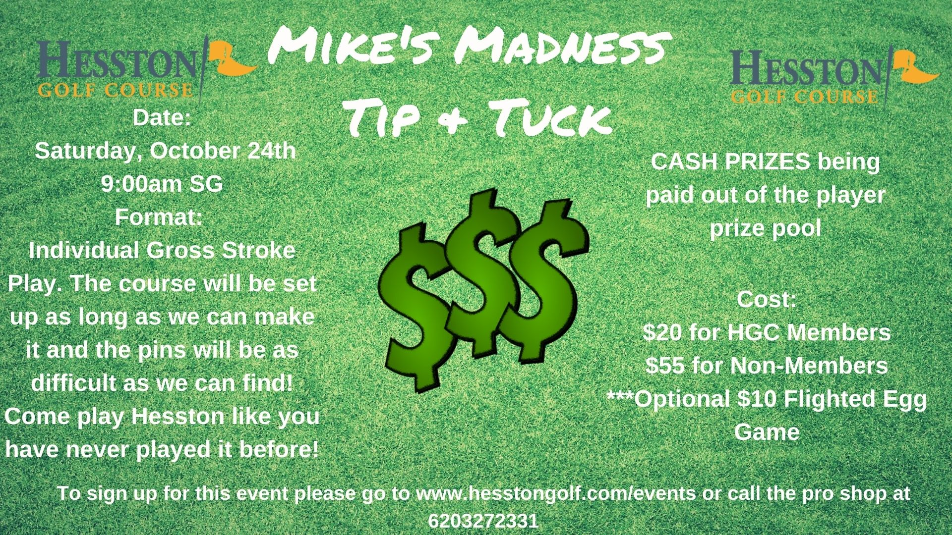 Mikes Madness Tip Tuck 2020